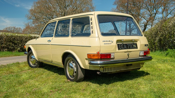 1973 VW 412 LE Variant For Sale (picture 13 of 68)
