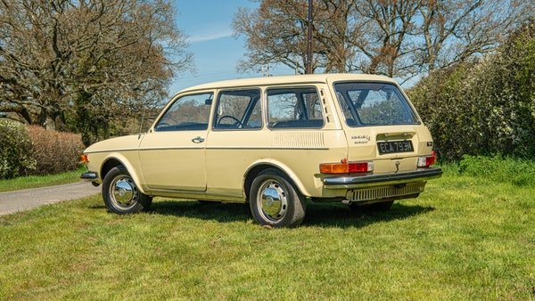1973 VW 412 LE Variant For Sale (picture 9 of 68)