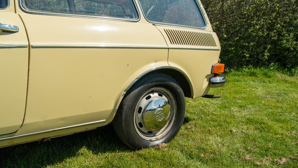 1973 VW 412 LE Variant For Sale (picture 16 of 68)