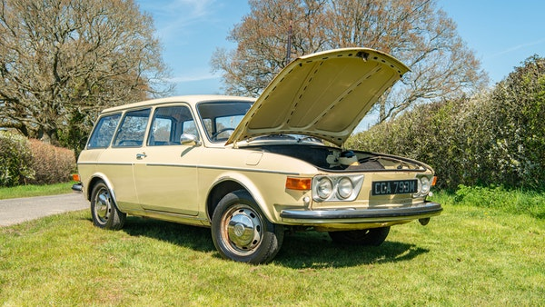 1973 VW 412 LE Variant For Sale (picture 14 of 68)