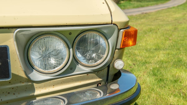 1973 VW 412 LE Variant For Sale (picture 54 of 68)