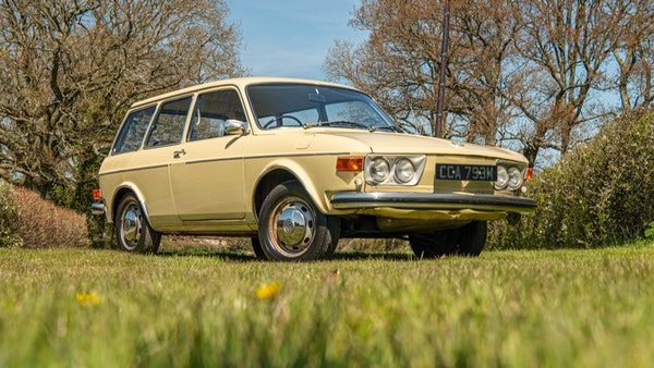 1973 VW 412 LE Variant For Sale (picture 8 of 68)