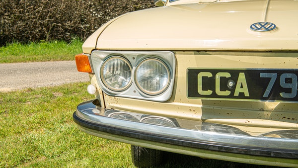 1973 VW 412 LE Variant For Sale (picture 52 of 68)