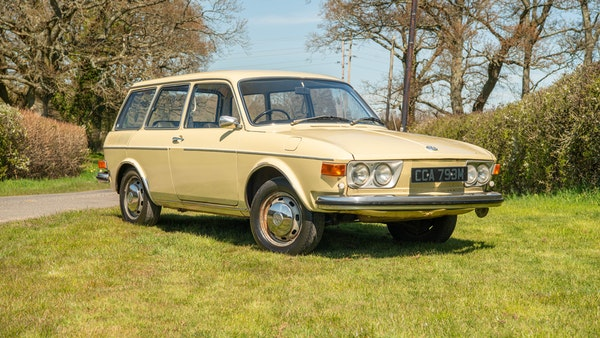 1973 VW 412 LE Variant For Sale (picture 6 of 68)