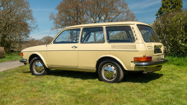 1973 VW 412 LE Variant For Sale (picture 12 of 68)