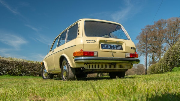 1973 VW 412 LE Variant For Sale (picture 22 of 68)