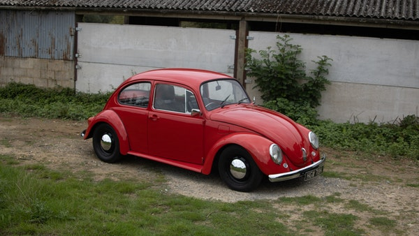 1972 VW Beetle 1200 For Sale (picture 10 of 84)