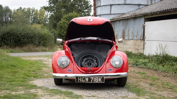1972 VW Beetle 1200 For Sale (picture 61 of 84)