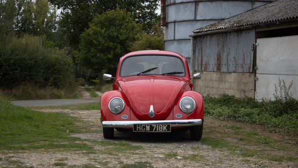 1972 VW Beetle 1200 For Sale (picture 6 of 84)