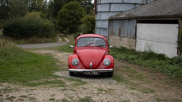 1972 VW Beetle 1200 For Sale (picture 7 of 84)
