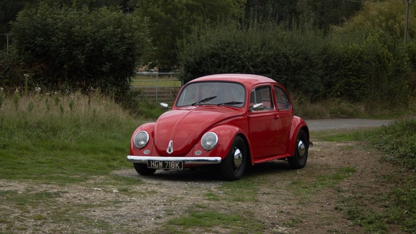 1972 VW Beetle 1200 For Sale (picture 19 of 84)