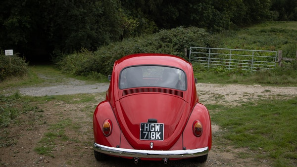 1972 VW Beetle 1200 For Sale (picture 8 of 84)