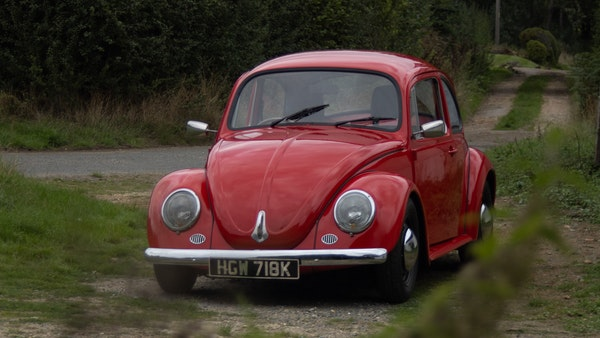 1972 VW Beetle 1200 For Sale (picture 21 of 84)
