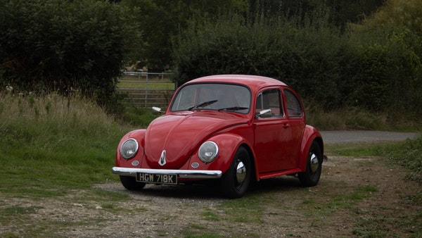 1972 VW Beetle 1200 For Sale (picture 14 of 84)