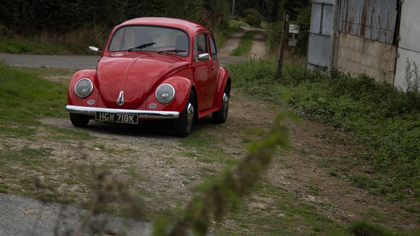 1972 VW Beetle 1200 For Sale (picture 23 of 84)
