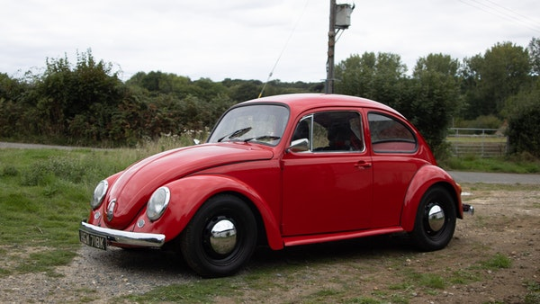 1972 VW Beetle 1200 For Sale (picture 27 of 84)