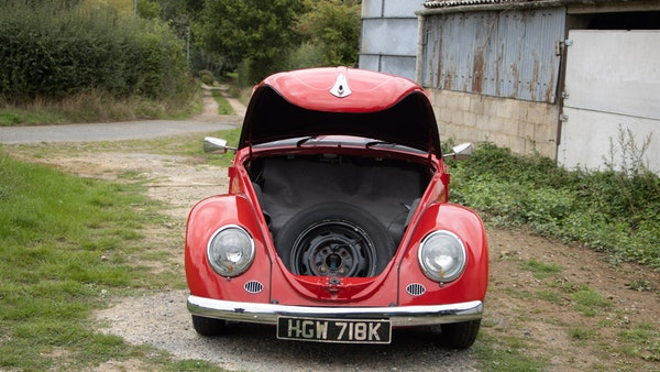 1972 VW Beetle 1200 For Sale (picture 60 of 84)