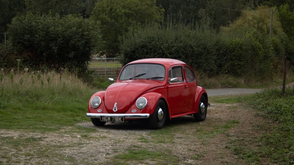 1972 VW Beetle 1200 For Sale (picture 12 of 84)
