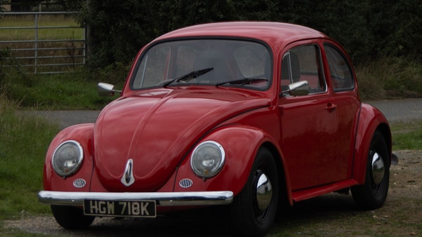 1972 VW Beetle 1200 For Sale (picture 24 of 84)