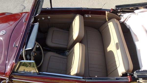 RESERVE LOWERED! - 1953 Volkswagen Beetle Kabriolett For Sale (picture 11 of 66)