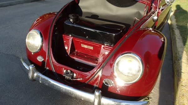 RESERVE LOWERED! - 1953 Volkswagen Beetle Kabriolett For Sale (picture 33 of 66)