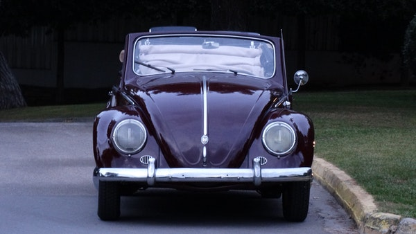 RESERVE LOWERED! - 1953 Volkswagen Beetle Kabriolett For Sale (picture 4 of 66)