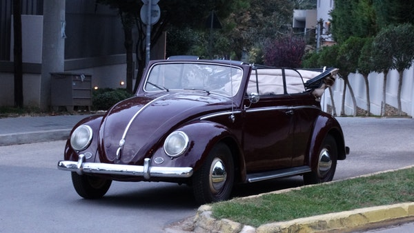 RESERVE LOWERED! - 1953 Volkswagen Beetle Kabriolett For Sale (picture 1 of 66)