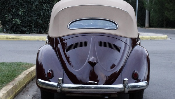 RESERVE LOWERED! - 1953 Volkswagen Beetle Kabriolett For Sale (picture 5 of 66)