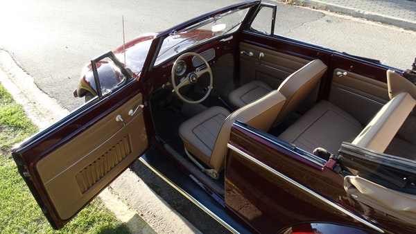 RESERVE LOWERED! - 1953 Volkswagen Beetle Kabriolett For Sale (picture 9 of 66)