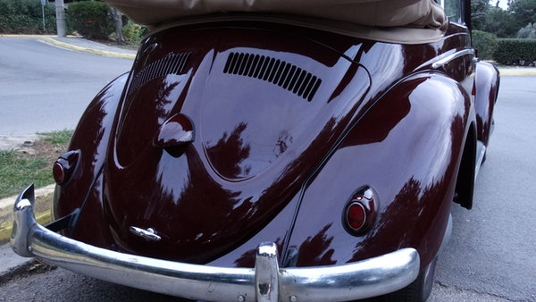 RESERVE LOWERED! - 1953 Volkswagen Beetle Kabriolett For Sale (picture 31 of 66)