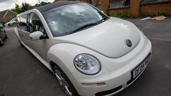 2006 VW Beetle Limo For Sale (picture 8 of 189)