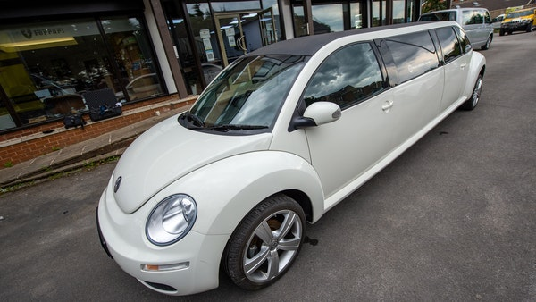 2006 VW Beetle Limo For Sale (picture 3 of 189)