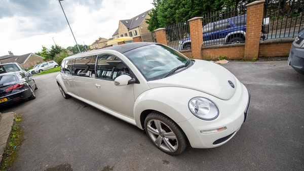 2006 VW Beetle Limo For Sale (picture 1 of 189)