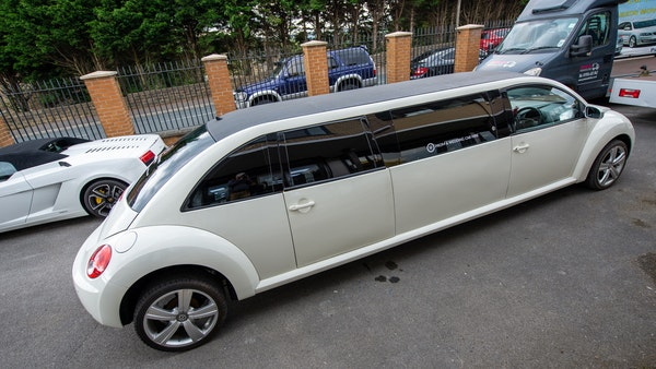 2006 VW Beetle Limo For Sale (picture 19 of 189)