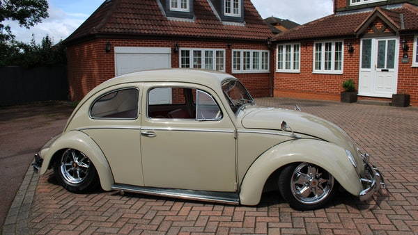 1957 VW Beetle For Sale (picture 56 of 154)