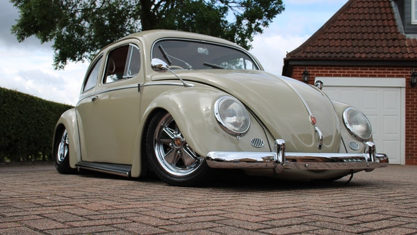 1957 VW Beetle For Sale (picture 30 of 154)