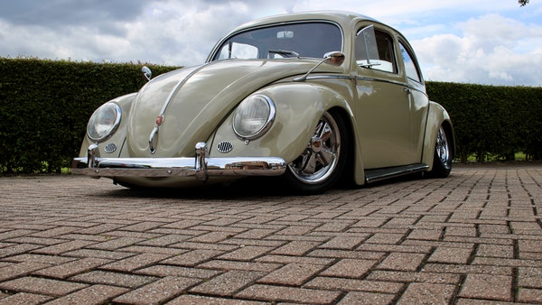 1957 VW Beetle For Sale (picture 3 of 154)