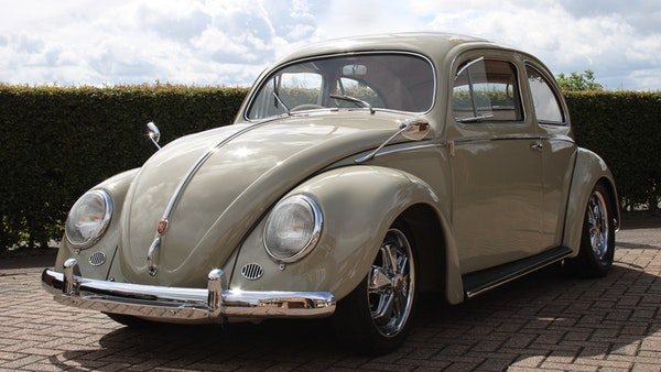 1957 VW Beetle For Sale (picture 6 of 154)