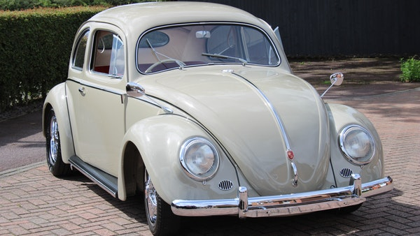 1957 VW Beetle For Sale (picture 55 of 154)