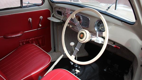 1957 VW Beetle For Sale (picture 69 of 154)