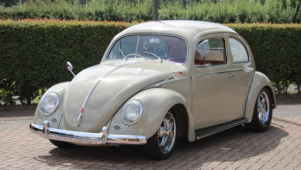 1957 VW Beetle For Sale (picture 47 of 154)