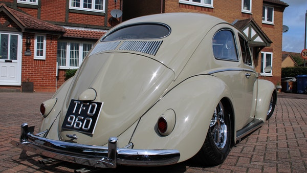 1957 VW Beetle For Sale (picture 35 of 154)