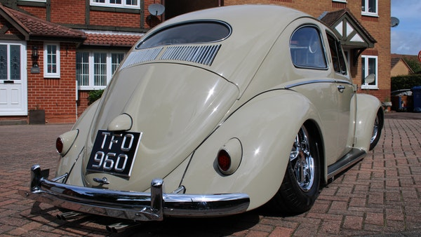 1957 VW Beetle For Sale (picture 45 of 154)
