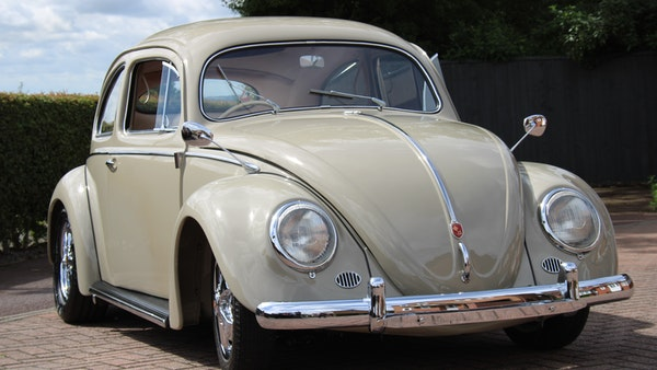 1957 VW Beetle For Sale (picture 46 of 154)