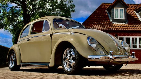 1957 VW Beetle For Sale (picture 14 of 154)