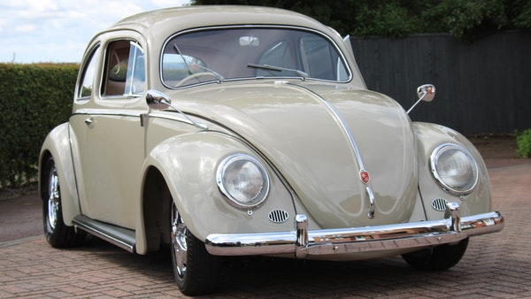 1957 VW Beetle For Sale (picture 17 of 154)