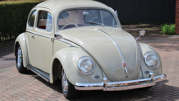 1957 VW Beetle For Sale (picture 33 of 154)