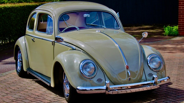 1957 VW Beetle For Sale (picture 36 of 154)