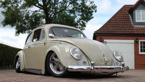 1957 VW Beetle For Sale (picture 31 of 154)