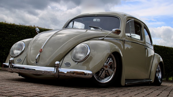 1957 VW Beetle For Sale (picture 12 of 154)